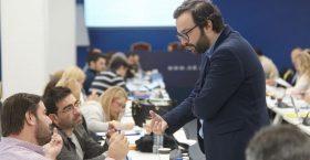 Ο Χρήστος Ταραντίλης νέος γραμματέας Στρατηγικού Σχεδιασμού στη ΝΔ