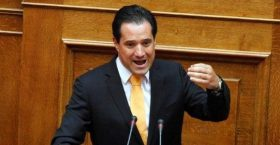 Άδωνις Γεωργιάδης: Παίρνουν το πρωθυπουργικό αεροσκάφος σαν το τρόλεϊ Πατήσια-Αθήνα