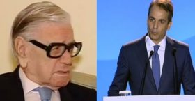 ΖΑΧΟΣ ΧΑΤΖΗΦΩΤΙΟΥ: Θα ψηφίσω τον Κυριάκο επειδή είναι ο πιο ικανός -Τι είπε για Τσίπρα