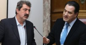 Bόθρος Πολάκης σε Άδωνι: «Είσαι χωμένος ως το λαιμό στα σκ..τά» – Άδωνις: «Είσαι τρελός, θα πας φυλακή»