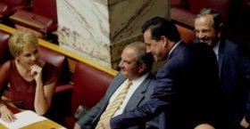 Συνάντηση 1 ώρας Καραμανλή-Αδωνι -«Ο Καραμανλής στηρίζει τη ΝΔ»