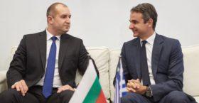 Μητσοτάκης: Παράγοντας σταθερότητας ο άξονας των σχέσεων Ελλάδας-Βουλγαρίας