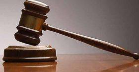 Φυλάκιση 14 μηνών με αναστολή στον γιο του Πάνου Σκουρλέτη