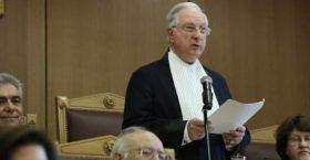Ο πρόεδρος του ΣτΕ κατά της κυβέρνησης: Οι δικαστές δεν δέχονται οδηγίες