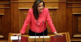 Μπακογιάννη για «Πίτσος»: H κυβέρνηση φέρει την πλήρη ευθύνη