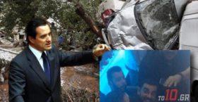 Ο Άδωνις ξεφτίλισε στο Twitter τον βουλευτή Κωνσταντινέα