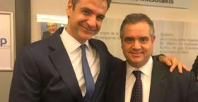 Πρόταση-τομή από τον Βασίλη Σπανάκη για εκλογή από τη βάση του 1/3 των υποψηφίων βουλευτών της ΝΔ