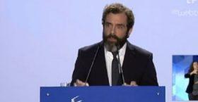 Μαρκουλάκης στο 11ο Συνέδριο της ΝΔ: «Πιστεύω στον Κυριάκο Μητσοτάκη»