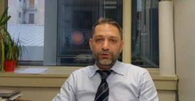 Πέθανε ο δημοσιογράφος του ΣΚΑΪ Βασίλης Μπεσκένης