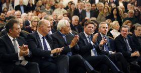Ηχηρό μήνυμα συσπείρωσης και πολιτικής αλλαγής στην κοπή πίτας του Μιλτιάδη Βαρβιτσιώτη (ΦΩΤΟΣ)