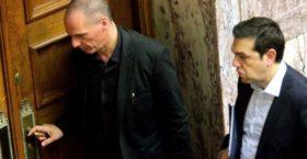Βαρουφάκης σε Τσίπρα: «Είσαι εντελώς ηλίθιος;» -«Α, έκανα βλακεία; Εντάξει, θα το πάρουμε πίσω»