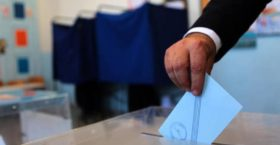Νέα δημοσκόπηση: Προβάδισμα 10,5 μονάδων της ΝΔ έναντι του ΣΥΡΙΖΑ