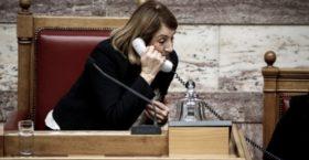 Το βίντεο που εκθέτει την Τασία Χριστοδουλοπούλου: Στέλνει στον διάολο τον Αθανασίου