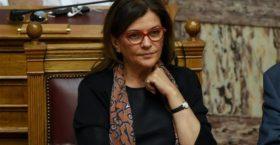 Η πλουσία κυρία υπουργός, το χιλιάρικο και η αναζήτηση ολίγης τσίπας…
