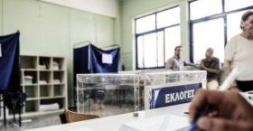 Δημοσκόπηση Palmos Analysis: Ισχυρά πρώτη η ΝΔ -Εκτός Βουλής Λεβέντης και ΑΝΕΛ