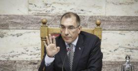 Να και μια έκπληξη! Καταψήφισε την κυβέρνηση ο βουλευτής των ΑΝΕΛ Δημήτρης Καμμένος