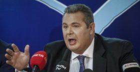 Τρέχει στη Βουλή ο Καμμένος να σταματήσει το «ξήλωμα» των ΑΝΕΛ
