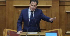 Άδωνις: «Δεν θα αφήσουμε αναπάντητα τα κυνηγητά που έχουμε υποστεί από τον ΣΥΡΙΖΑ»