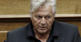 Αντάρτικο Παπαχριστόπουλου: Διαφωνώ με τον Καμμένο, που λέει ότι θα ρίξει την κυβέρνηση