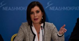 Άννα-Μισέλ Ασημακοπούλου: Περιμένουμε απαντήσεις για την παραίτηση του Γιώργου Κρικρή