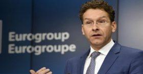 Ντάισελμπλουμ: «Το 2014 η Ελλάδα θα έβγαινε από τα μνημόνια»