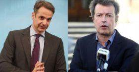 Τατσόπουλος: «Γιατί ο Μητσοτάκης με έβαλε στα γαλάζια ψηφοδέλτια»