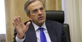 Παρέμβαση Αντώνη Σαμαρά για τη Novartis: «Θα κάτσω στο σκαμνί όλους τους σκευωρούς»