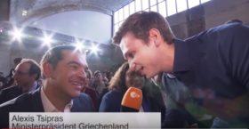 Γερμανός δημοσιογράφος προσβάλλει την Ελλάδα και ο Τσίπρας γελάει…
