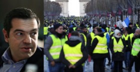 Κυβέρνηση ΣΥΡΙΖΑΝΕΛ- «Μαύρο γιλέκο» για τη χώρα