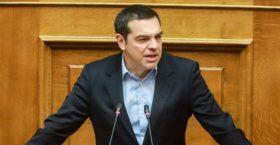 Νευράκια ο Τσίπρας: «Καθίστε κάτω – Τώρα μιλά ο πρωθυπουργός»! (ΒΙΝΤΕΟ)