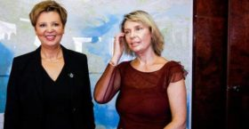 Η κυρίες Παπακώστα & Γεροβασίλη πριν γίνουν Υπουργοί δεν είχαν ομπρέλα σπίτι τους;