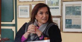 Μπακογιάννη: Είμαι πολύ χαρούμενη που κατεβαίνω υποψήφια στα Χανιά