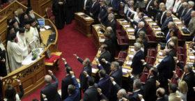 Ποιοι θα γίνουν Βουλευτές μετά τις παραιτήσεις Μεϊμαράκη & Ασημακοπούλου;