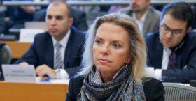 Ελίζα Βόζεμπεργκ: «Είμαστε σε πόλεμο και εσωτερικά και στην Ευρώπη. Και αυτόν τον πόλεμο θα τον νικήσουμε»