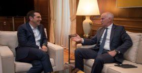 Ο Κώστας Καραμανλής δεν απέδρασε κ. Τσίπρα, τον ρίξατε εσείς μαζί με τον Γιώργο Παπανδρέου