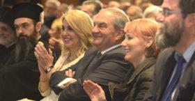 Σοφία Λουκέρη: «Να δημιουργηθεί Εθνικό Μουσείο Ιατρικής στην Αθήνα» (VIDEO+PHOTOS)