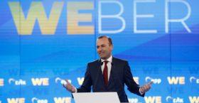 Βέμπερ: Όταν θα ξαναέρθω ο Κυριάκος θα είναι πρωθυπουργός – Μητσοτάκης: Είναι αποδεδειγμένα φίλος της Ελλάδας
