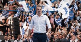 Συντριβή ΣΥΡΙΖΑ και σε νέα δημοσκόπηση της PULSE – 7% μπροστά η ΝΔ