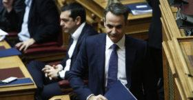 Τι αποκαλύπτουν οι τελευταίες δημοσκοπήσεις για ΝΔ και ΣΥΡΙΖΑ -Δείχνουν αυτοδυναμία