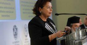Αποσύρει την υποψήφιότητά της η Τώνια Μοροπούλου