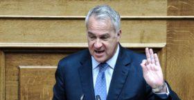 Μ. Βορίδης: Η θέση της ΝΔ για τη Συμφωνία των Πρεσπών είναι ξεκάθαρη