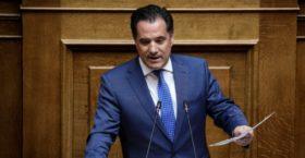 Γεωργιάδης για τον βάσιμο λόγο απόλυσης: Ήταν ο πιο αντεργατικός νόμος που έχει ψηφιστεί ποτέ