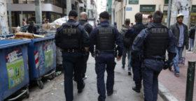 Συλλήψεις στα Εξάρχεια για διακίνηση ναρκωτικών – Τελειώνει το άνδρο ανομίας