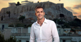 Στις 25/08 ορκίζεται ο Κώστας Μπακογιάννης Δήμαρχος Αθηναίων