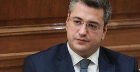 Ανακοίνωσε και επίσημα την υποψηφιότητα του για την προεδρία της ΕΝΠΕ ο Τζιτζικώστας