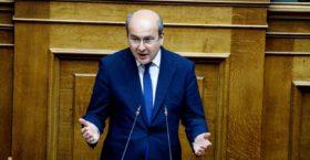 Διασκεδαστικό ξεμπρόστιασμα του ΣΥΡΙΖΑ δια χειρός Κωστή Χατζηδάκη στη Βουλή (VIDEO)