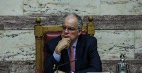 Τασούλας: «Μου παραπονιούνται  οι υπάλληλοι της Βουλής ότι έχει πολλή δουλειά!»