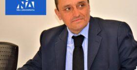 Στο συνέδριο του ΕΛΚ μαζί με τον Πρωθυπουργό ο Νίκος Παγώνης